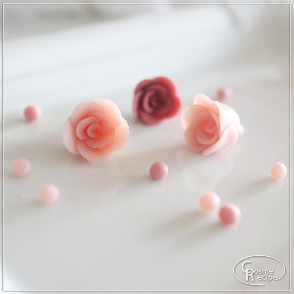 バラのコンフェティソープ